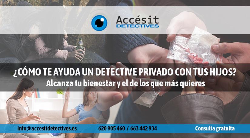 Ayuda detective control menores verano